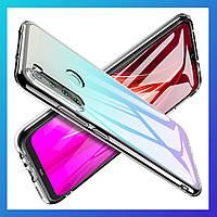Xiaomi Redmi Note 8 защитный чехол Transparent \ захисний чохол