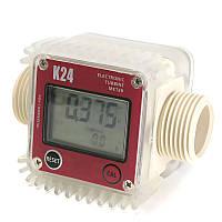 Расходомер воды, топлива, химических жидкостей K24