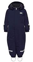 Зимний мембранный комбинезонLEGOWear(Дания) для мальчика 80, 86, 92 см сдельный синий
