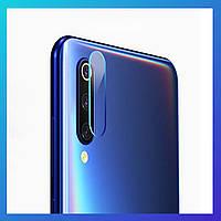 Защитное стекло на камеру Xiaomi Mi 9