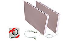 Керамический обогреватель с воздухозаборником УКРОП К 950В +  (комплект: К475В * 2шт + кабель 6м + Cewal RQ01)