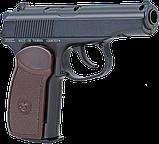Пневматичний пістолет KWC KM-44 DHN PM MAKAROV FULL METAL, фото 3