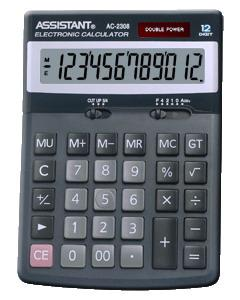 Калькулятор ASSISTANT AC-2308