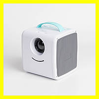 Мини-проектор Q2 для детей. Детский проектор!