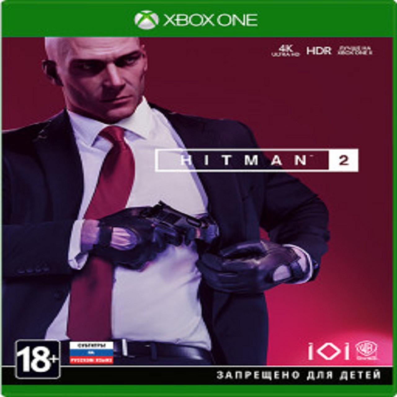 Hitman 2 SUB Xbox One