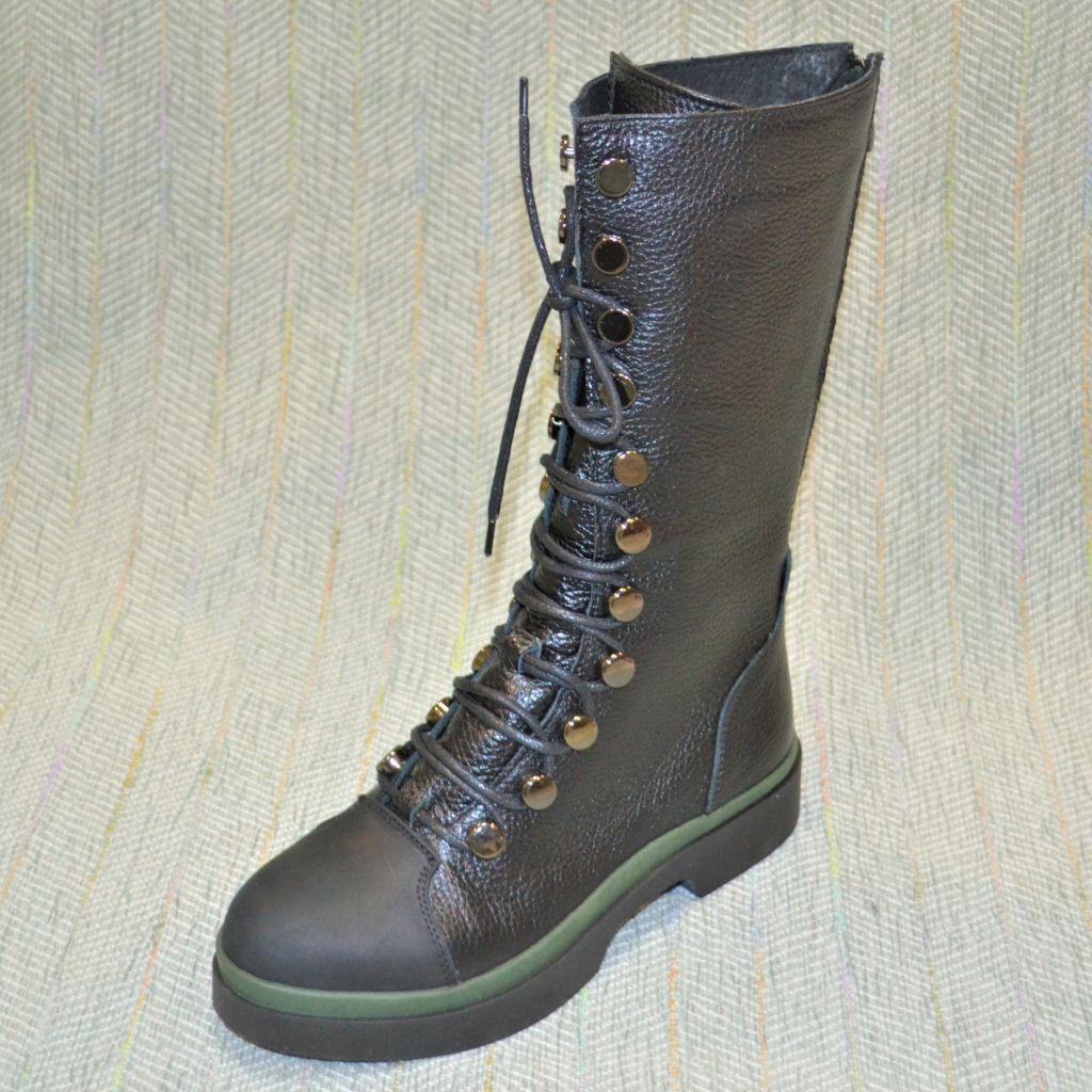 Высокие женские ботинки-сапоги, Vifesst размер 36 37 38 39 40