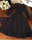 Платье стильное в горошек, фото 9