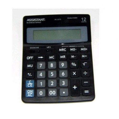 Калькулятор ASSISTANT AC-2315