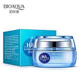 Крем для обличчя BIOAQUA Hyaluronic acid з гіалуронової кислотою, 50 g, фото 4