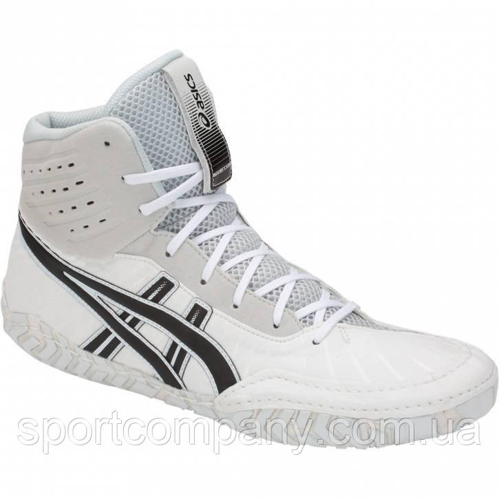 БОРЦОВКИ ASICS AGGRESSOR 4 WHITE/GREY