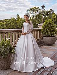 Свадебное платье № 2030