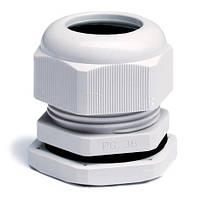 Зажим кабельный с контргайкой IP68 PG9 4-8мм 52600 DKC