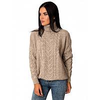 Жіночий светр під горло