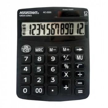 Калькулятор ASSISTANT АС-2320 (dark blue)