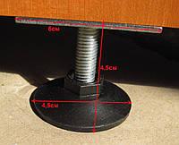 Ножка регулируемая М10, фото 1