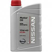 Моторное масло Nissan 10W40 (1л) Оригинальное
