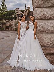 Свадебное платье № 2041