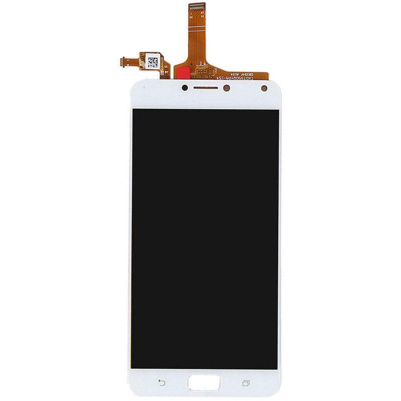 "Touchscreen Asus Zenfone 4 Max (5.5"" ZC554KL) White"
