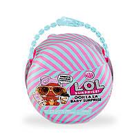 """Ігровий набір з лялькою L.O.L. SURPRISE! серії Ooh La La Baby Surprise """"- МІНІ-ДІВА"""""""