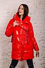 Супер модная зимняя куртка для девушек 2019-20 - (модель кт-2), фото 2
