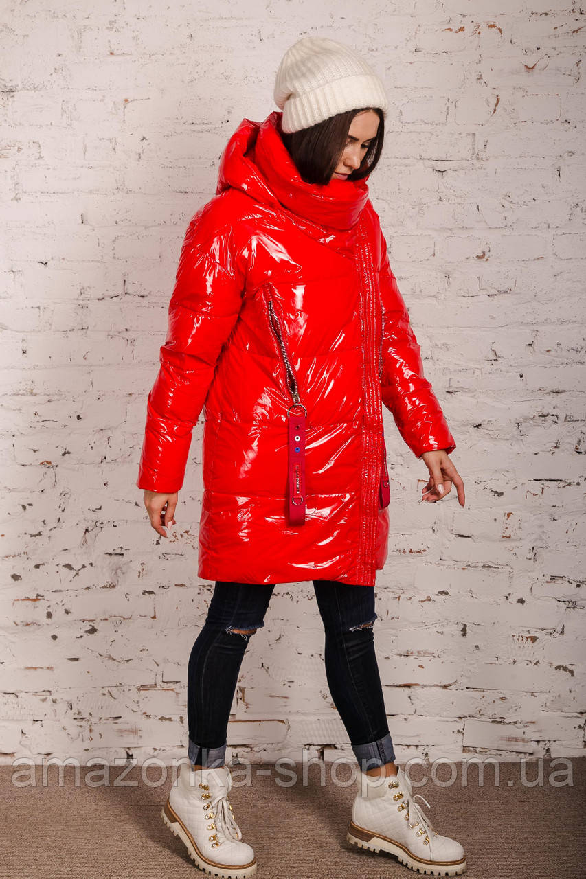 Супер модная зимняя куртка для девушек 2019-20 - (модель кт-2)