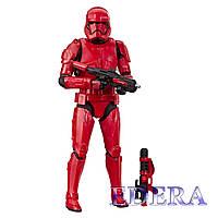 Hasbro Star Wars Black Series - Sith Trooper, Штурмовик Ситхів Зоряні війни, Звездные войны штурмовик ситхов