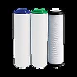 Покращений комплект картриджів Ecosoft для потрійного фільтра, фото 2