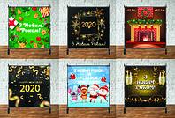Продажа Новогодний баннер 2х2