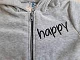 """Куртка велюровая """"Happy"""" TM Minikin, фото 6"""