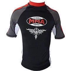 Рашгард Power System 004 Scorpio L Черный MMA-004LRed-Black, КОД: 1139144