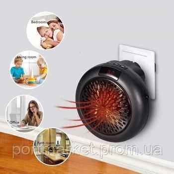 Обогреватель Тепловентилятор с дисплеем Wonder Heater 900w