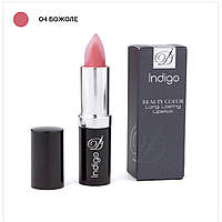 Помада IndigoDi Beauty Color Long Lasting Lipstick 4 г Божоле 0400104, КОД: 1162963