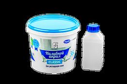 Наливной жидкий акрил Plastall Classic для реставрации ванны 1.7 м без запаха на эпоксидной основ, КОД: 709776