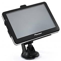 GPS-навигатор в автомобиль Pioneer X80 Wifi Android + 16Gb держатель Черный hubkFii29000, КОД: 950828