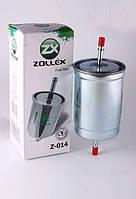 Фильтр топливный ГАЗ дв 405, УАЗ ПАТРИОТ409 инжектор ZOLLEX (Z-014)