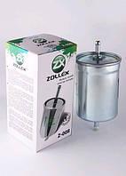 Фильтр топливный ГАЗ-3110, Chery Amulet (трубка) ZOLLEX (Z-008) (ZOLLEX)