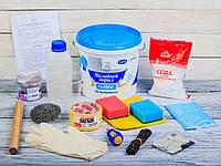 Набор для реставрации ванны ПРОСТО И ЛЕГКО с жидким акрилом Plastall Classic на ванну 1.5 м Nabre, КОД: 376457