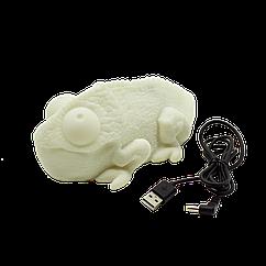 Светильник Хамелеон с датчиком цвета Белый, КОД: 103028