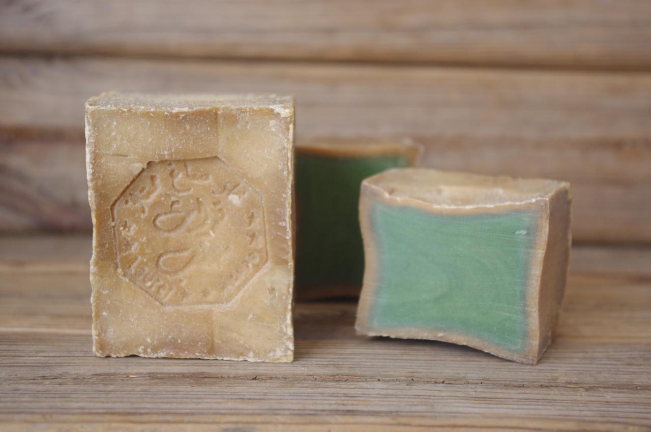 Традиционное алеппское мыло Kadah,  15% лавра, 200g., Турция