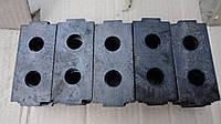 Молотки для дробилки кду-2 110х50х5,0 ступенчатый