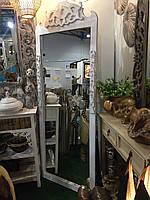 """Зеркало """"Ажур"""" напольное с подставкой,2м*80см"""