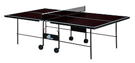 Теннисный стол GSI-sport Athletic Street всепогодный Коричневый gs-1, КОД: 1253652