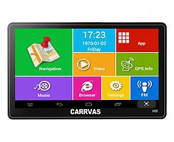 GPS-навигатор Carrvas 7 Truck Black hubkFii29027, КОД: 367429
