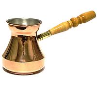 Турка медная со съемной ручкой 300мл ST-50085psg, КОД: 171163