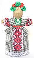 Кукла-мотанка КЛЮЙ Сорница 9 см Разноцветная K0019S, КОД: 182771