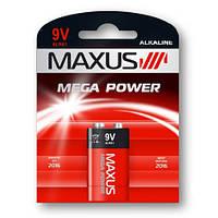 Батарейка Krona 9V Alkaline Maxus