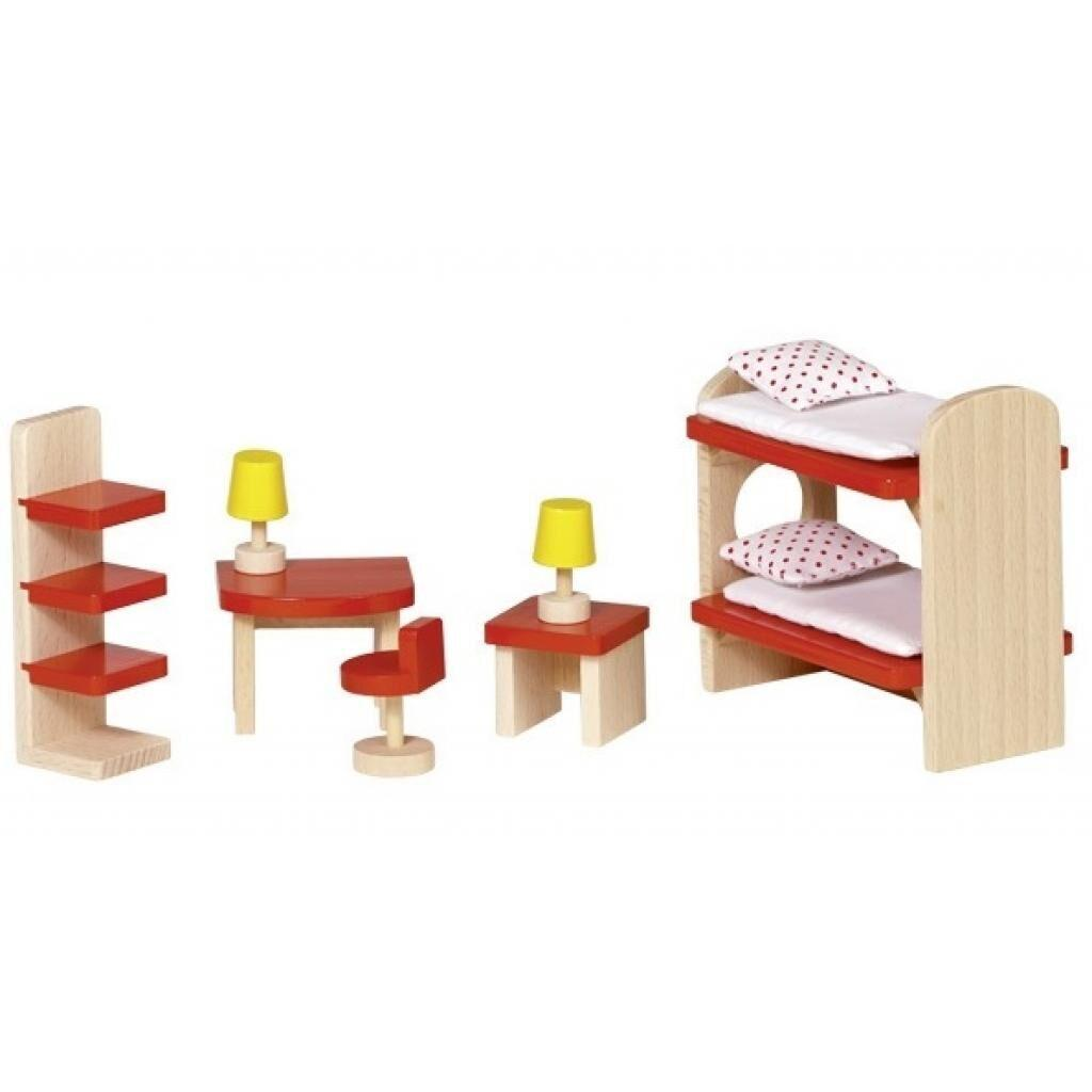 Игровой набор Goki Мебель для детской комнаты (51719G)