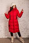Удлиненное стильное пальто на женщин сезон 2020 - (модель кт-709), фото 4