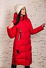 Удлиненное стильное пальто на женщин сезон 2020 - (модель кт-709), фото 5
