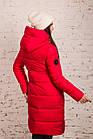 Удлиненное стильное пальто на женщин сезон 2020 - (модель кт-709), фото 6